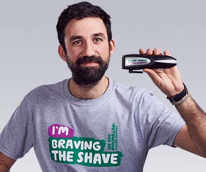Become a brave shaver